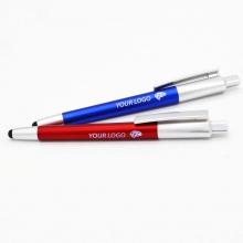 długopis ze świecącym logiem