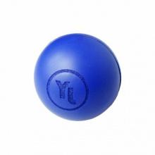 antystres niebieski z logo