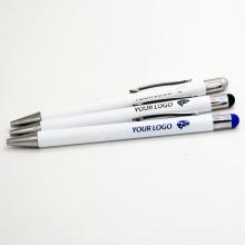 długopis z kolorowym grawerem