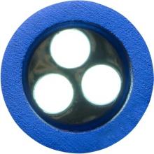 brelok latarka otwieracz  3 LED