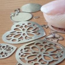 wycinanie biżuterii