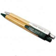 długopisy bambusowe z grawerem
