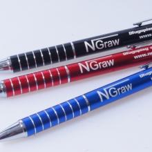 długopisy touch pen z grawerem