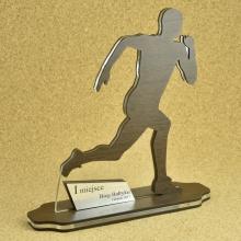 statuetka biegacz