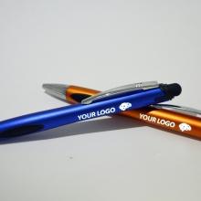 długopis ze świecącym logo