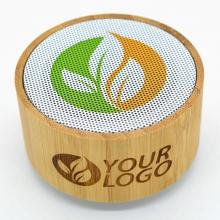 Głośnik z bambusem