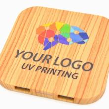 Ładowarka indukcyjna z drukiem UV