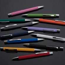 długopisy z lustrzanym grawerem