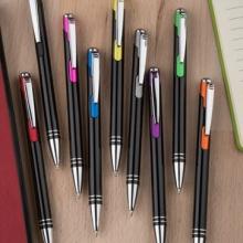 metalowe długopisy