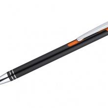 pomarańczowy długopis