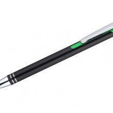 zielony długopis