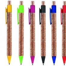 długopisy korkowe