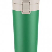 zielony kubek termiczny