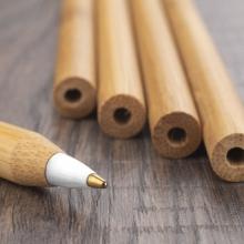 długopisy bambusowe