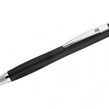 czarny długopis świecący