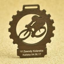 medal rowerowy