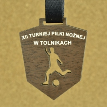 medal piłka nożna