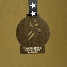 medal piłkarz ręczny