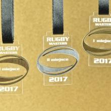 medal rugby