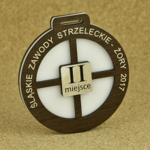 medal strzelectwo