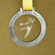medal piłka ręczna