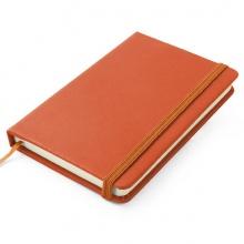 pomarańczowy notes