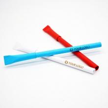 papierowy długopis z grawerem