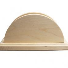 serwetnik drewniany