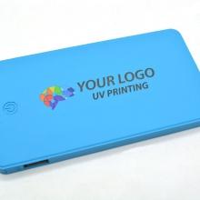 power bank z nadrukiem full kolor UV