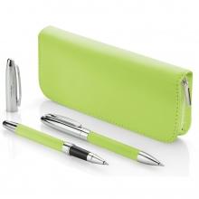 zestaw piśmienniczy zielony