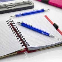 zestaw piśmienniczy długopis i ołówek